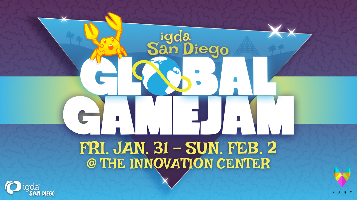 IGDA San Diego Global Game Jam